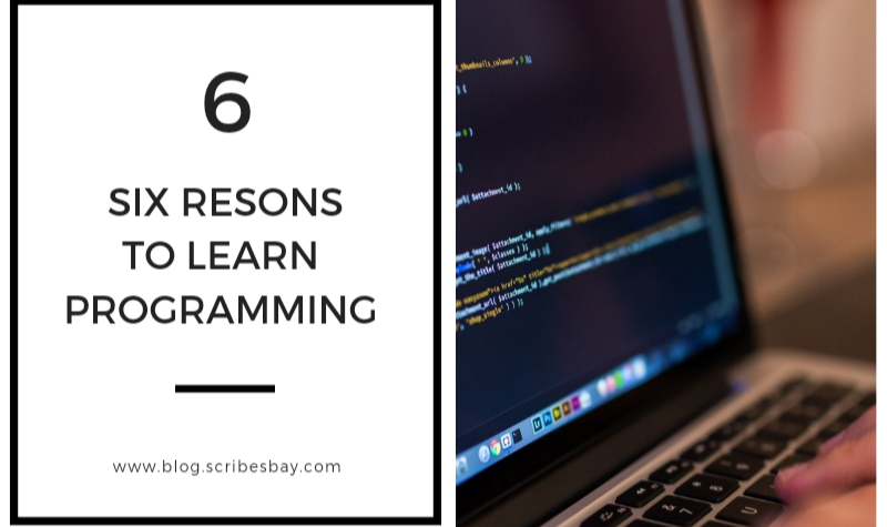 Reasons to learn programming